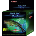 Плетеный шнур Mikado BALTIC COD 0,18 green (250 м) - 14.10 кг.